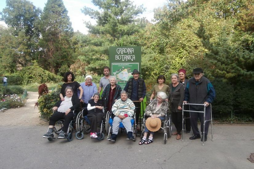 Excursii periodice pentru vizitarea obiectivelor turistice dorite