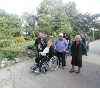 Excursie la Grădina Botanică